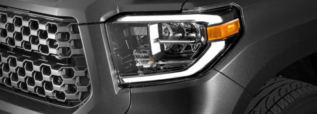 Toyota Tundra TRD Sport LED headlight