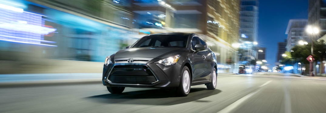 Learn more about this subcompact sedan