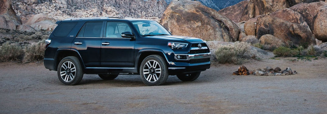 What's in the Nightshade Edition for the 2019 Toyota 4Runner?