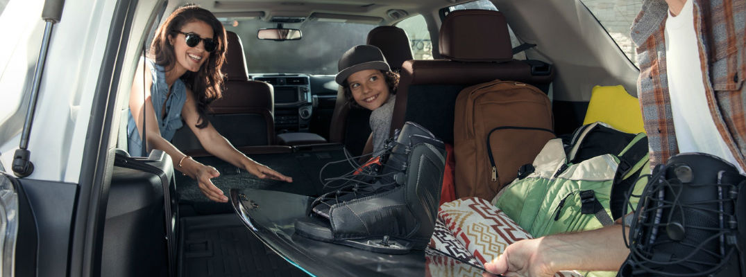 How Much Space Does the 2019 Toyota 4Runner Have?