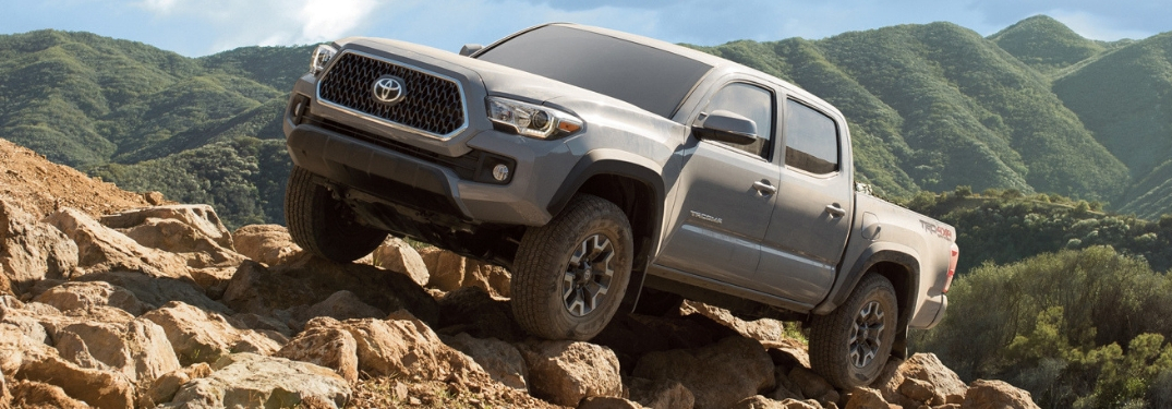 What are the capabilities of the 2019 Toyota Tacoma?