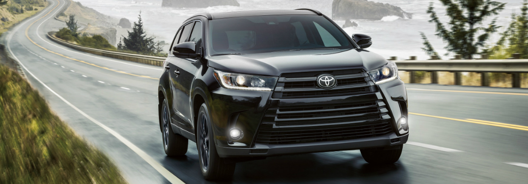 Toyota Highlander Cargo Space >> 2019 Toyota Highlander Cargo Volume And Towing Capabilities