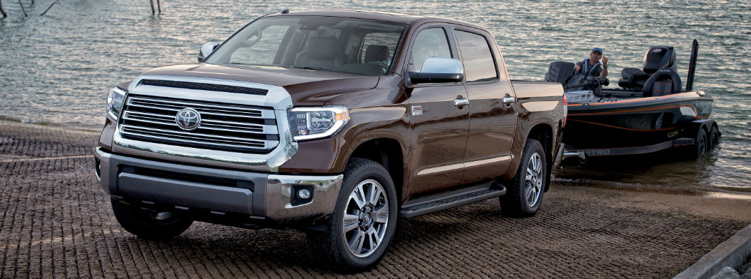 2019 Tundra continues truck's history of excellent performance scores