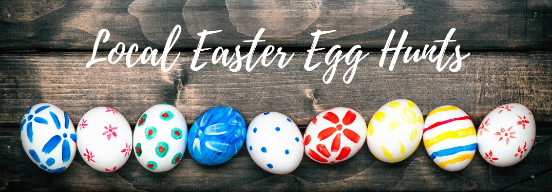 Looking for something local to check out this Easter? Check out these egg hunts in your area!