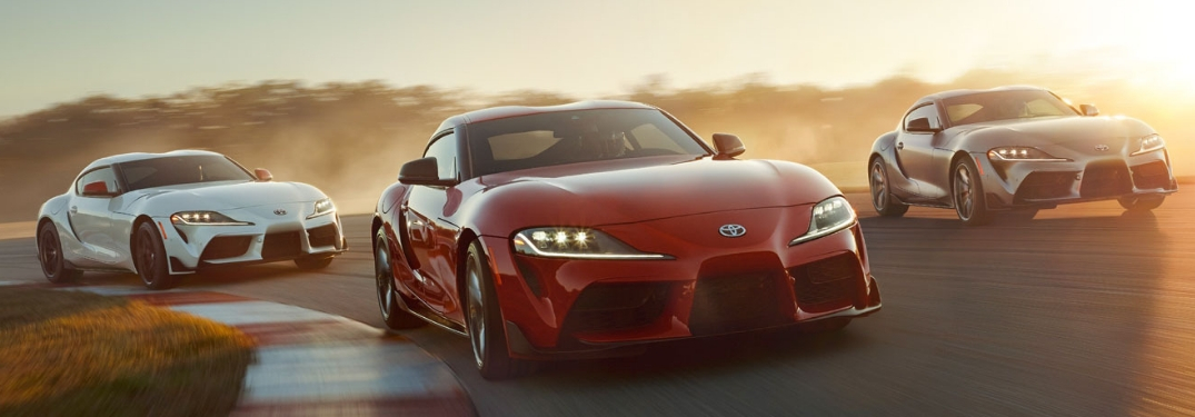 Review of the 2020 Toyota Supra