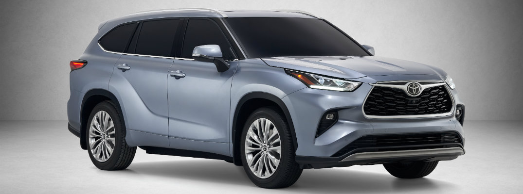 When will the 2020 Toyota Highlander be available for purchase?