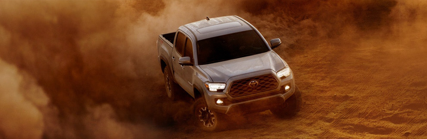 What Exterior Colors Are Available on the 2020 Toyota Tacoma?
