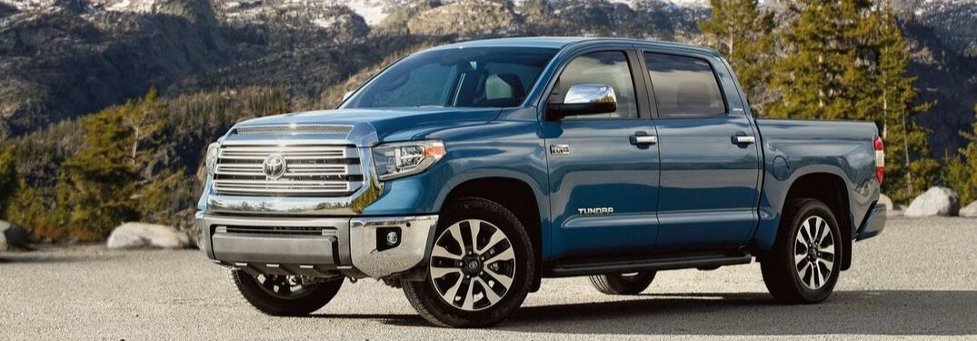 What Color Options are Available on the 2020 Toyota Tundra?