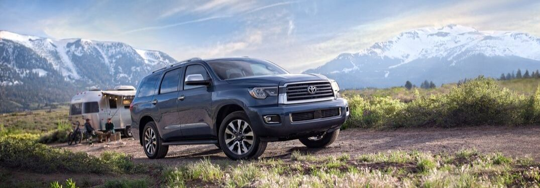 How Much Weight Can the 2020 Toyota Sequoia Tow?
