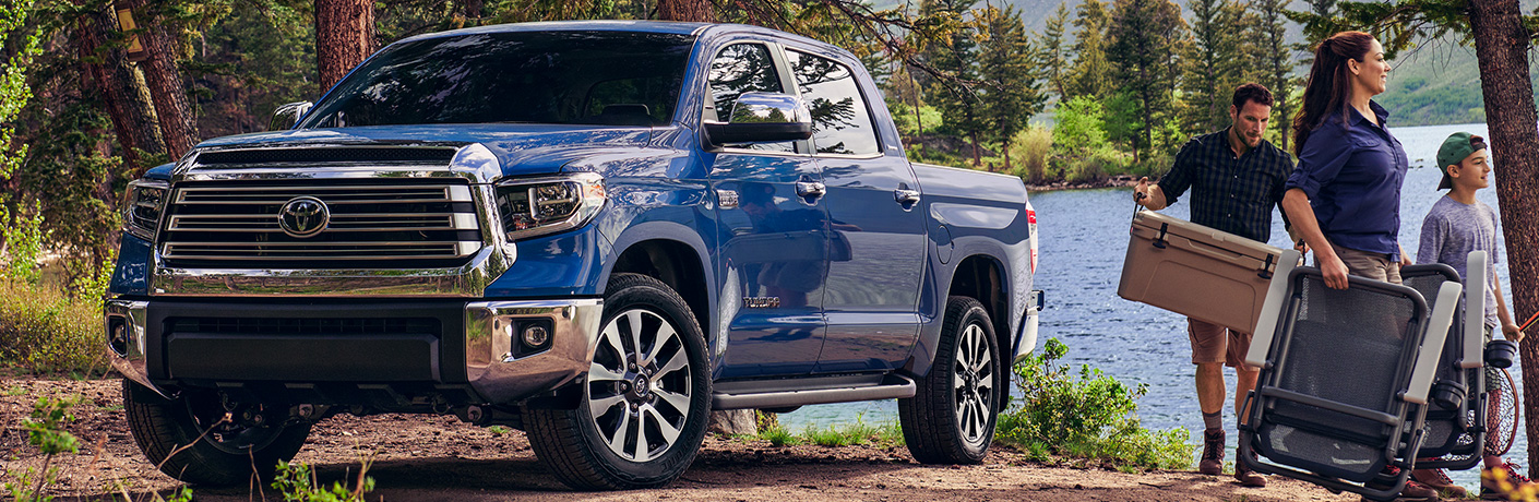 What's New in the 2020 Toyota Tundra?
