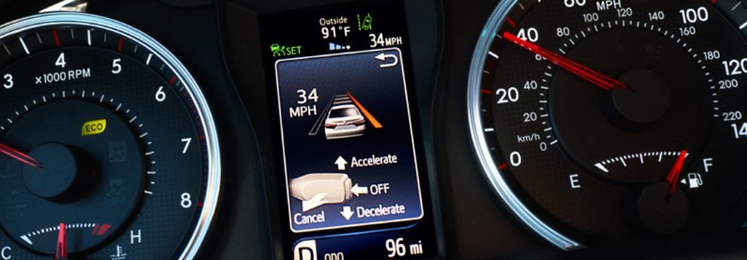 Instructions Guide to Using Toyota Lane Departure Alert Feature