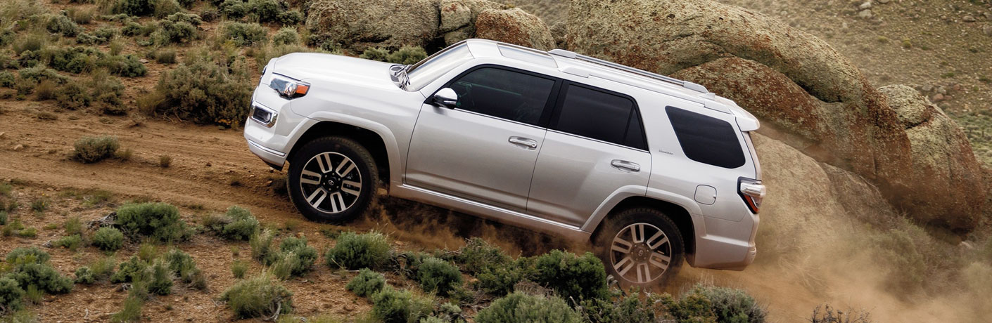What Are the Passenger and Cargo Space Measurements of the 2020 Toyota 4Runner?