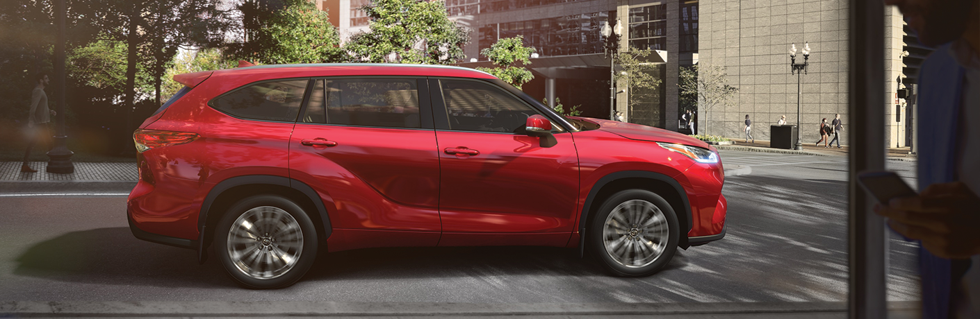 Updates & Enhancements in the All-New 2020 Toyota Highlander