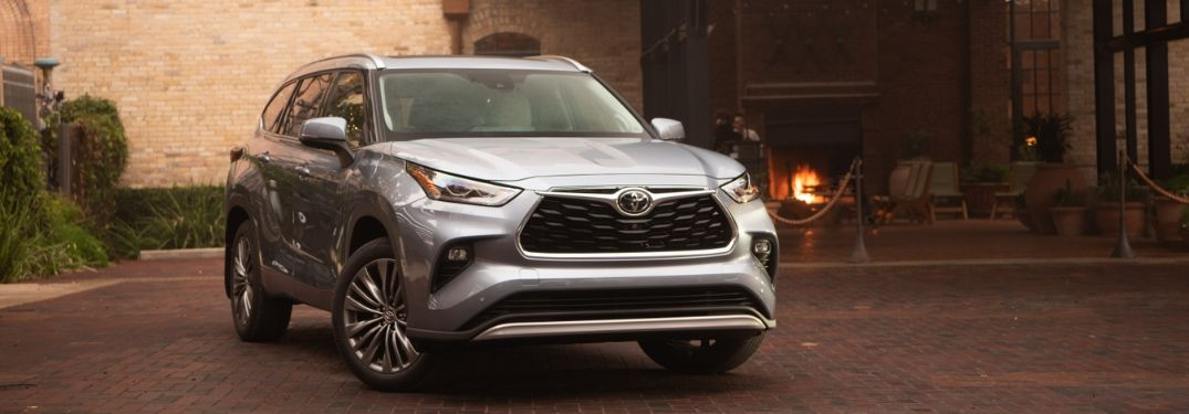 What Are the Exterior Color Options of the All-New 2020 Toyota Highlander?