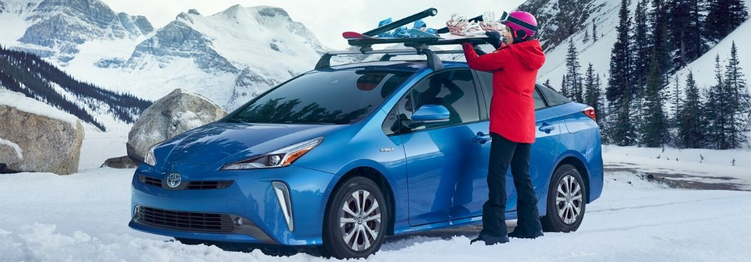 View All 7 Exterior Colors of the Next-Gen 2020 Toyota Prius