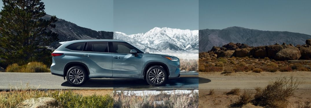 How Spacious is the 2020 Toyota Highlander?