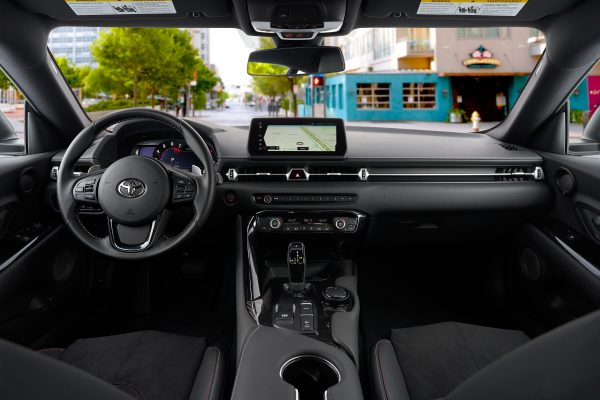 2021 Toyota GR Supra A91 Edition front seats