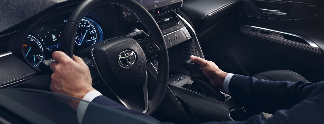 What are the differences between the driving modes on Toyota vehicles?