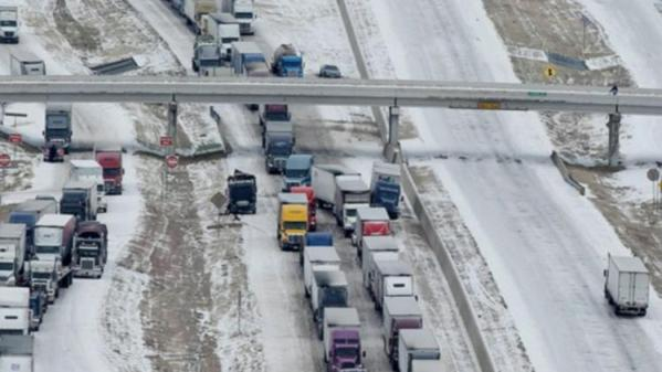 3 tips to avoid a pileup this winter