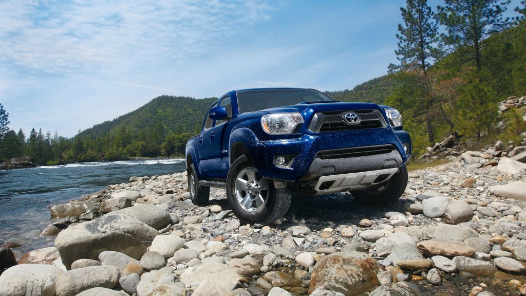 2015 Toyota Tacoma release date