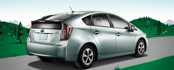 Toyota Prius safety features