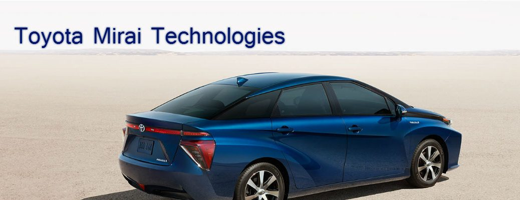 Toyota Mirai Technologies Western Slope Toyota, grand junction co