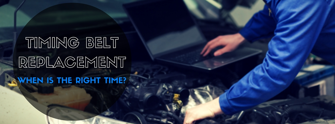 When should you replace your timing belt?
