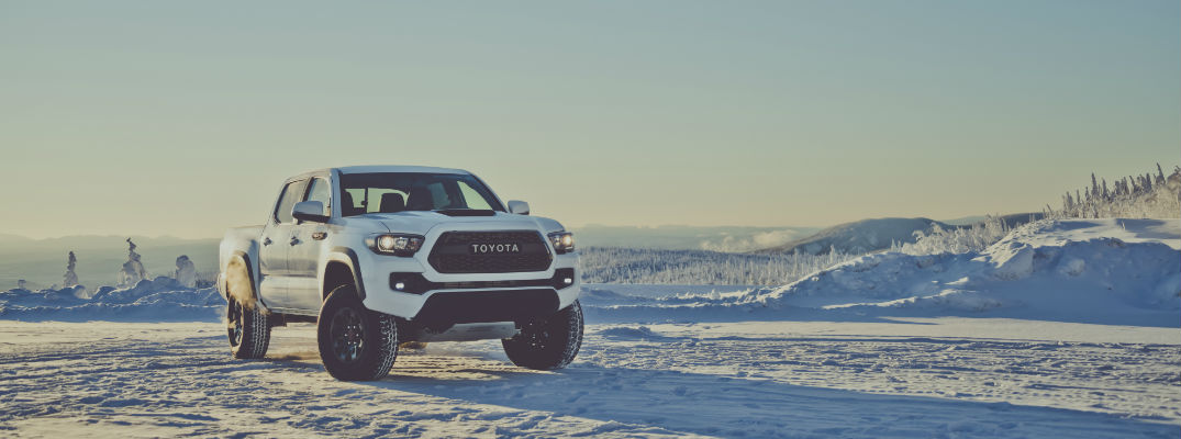Toyota Releases Pricing and Specs for the All-New 2017 Tacoma TRD Pro