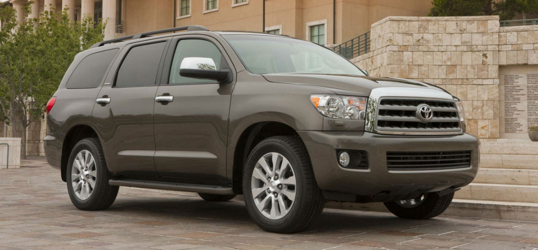 What S New On The 2017 Toyota Sequoia
