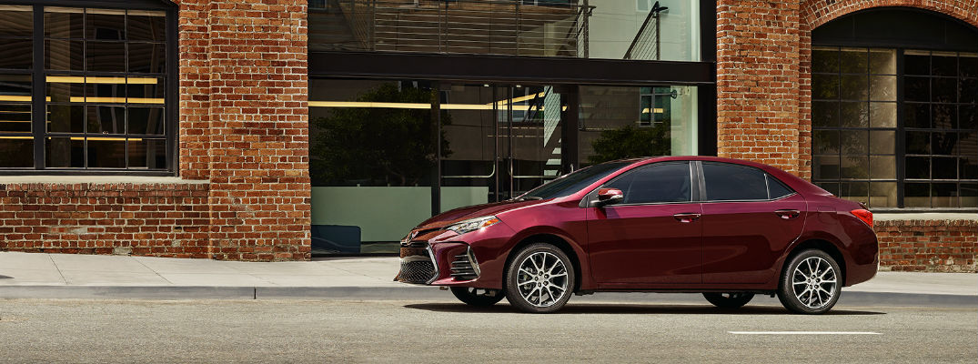 What's offered on the 2017 Toyota Corolla Special Edition model?
