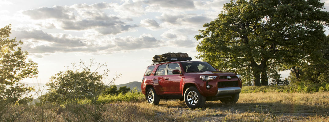 What's changed on the 2017 Toyota 4Runner?