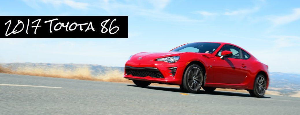 2017 Toyota 86 release info