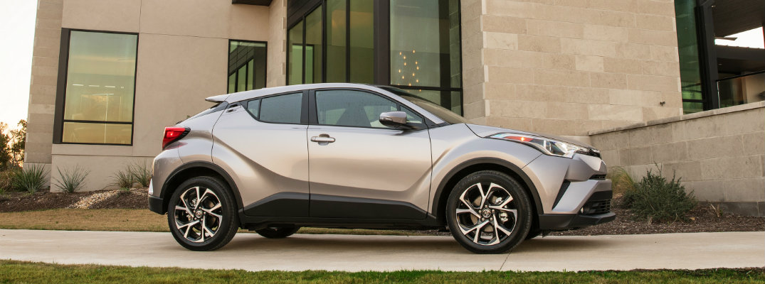 2018 Toyota C-HR Release Date & Features