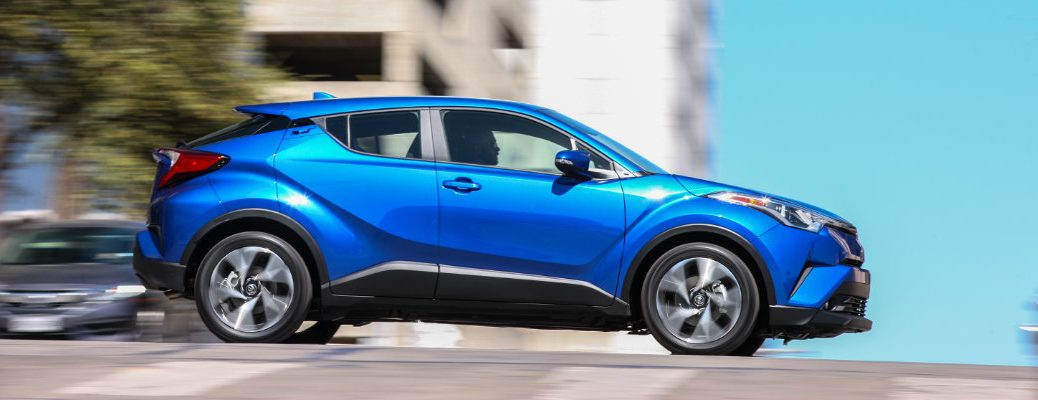 2018_Toyota_CHR_safety