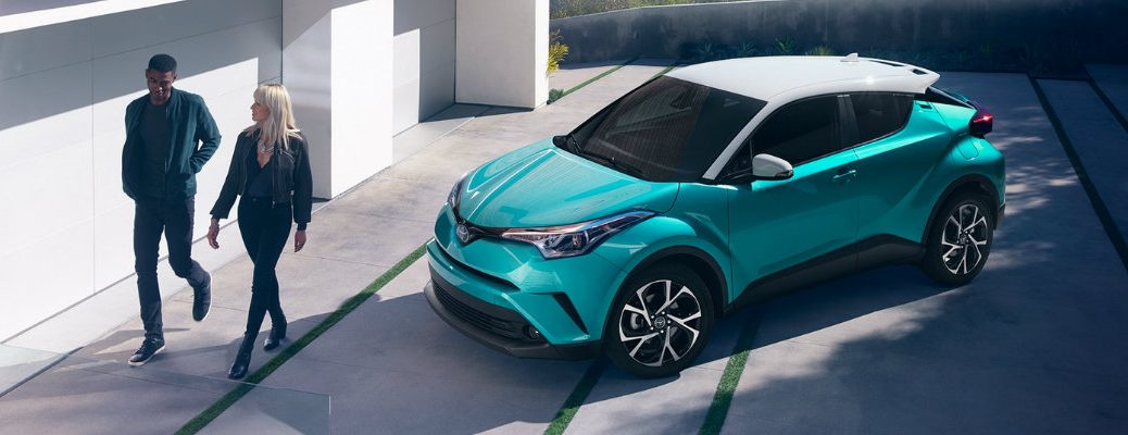 2018 Toyota C-HR no sunroof