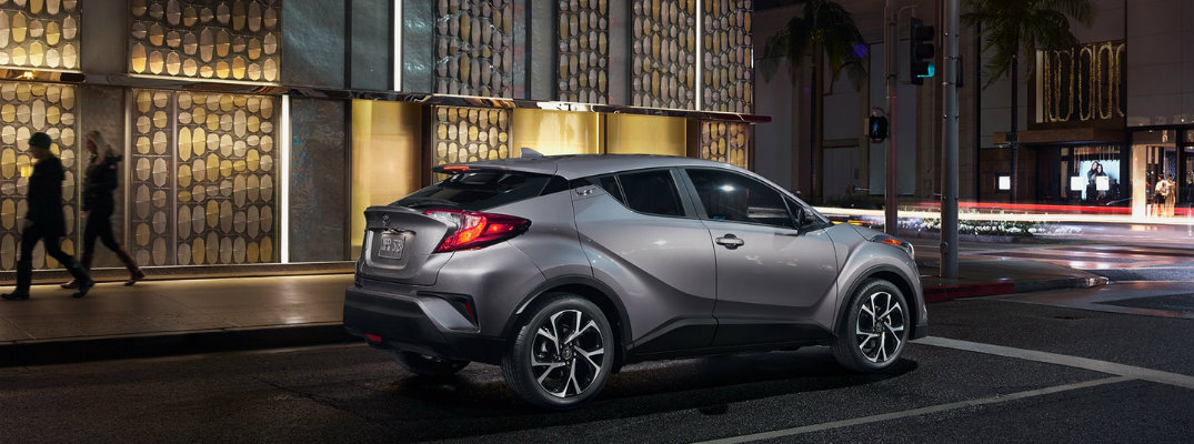 2018 Toyota C-HR: Flipping the Script Commercials