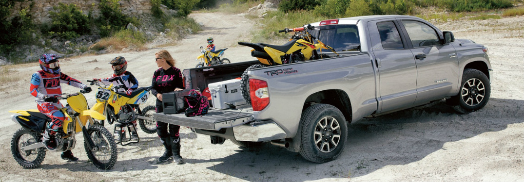 Toyota Tundra Towing Capacity >> What Are The Towing And Payload Capacities Of The 2018