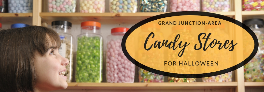 Where to Buy Halloween Candy in Grand Junction CO