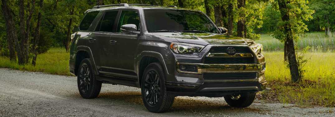Toyota 4Runner Nightshade Special Edition Unveiled at the State Fair of Texas