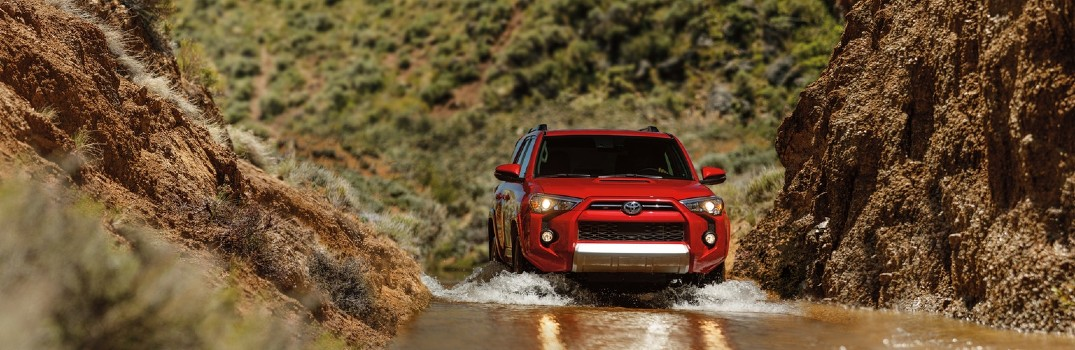 Introducing the 2020 Toyota 4Runner