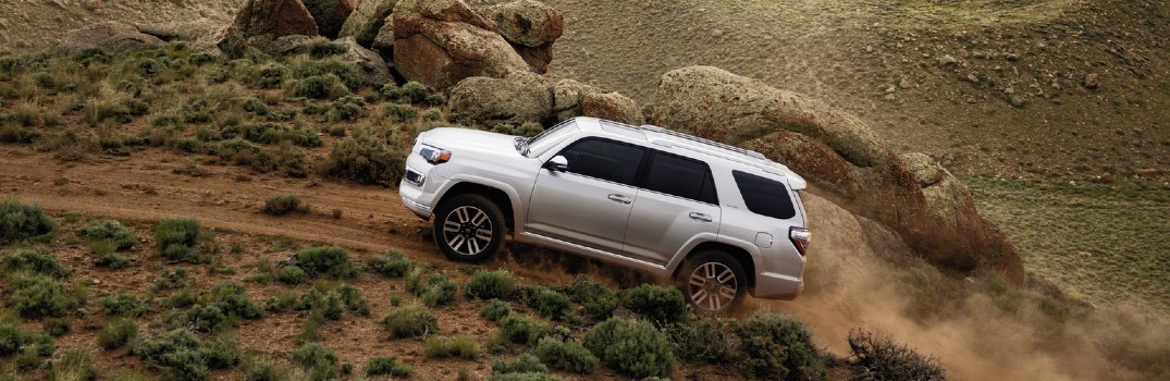 Check out the exterior color options on the 2020 Toyota 4Runner