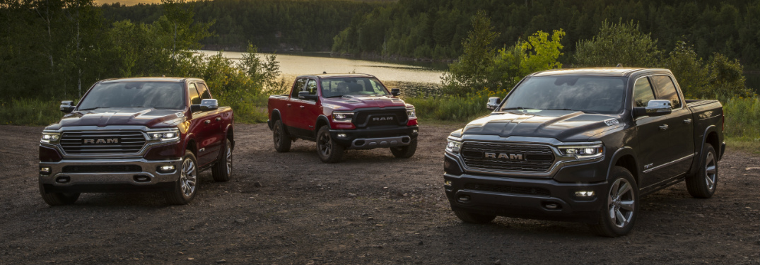 2020 Ram 1500 EcoDiesel Engine Power Output and Fuel Economy