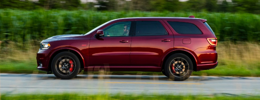 Safety Features in the 2020 Dodge Durango