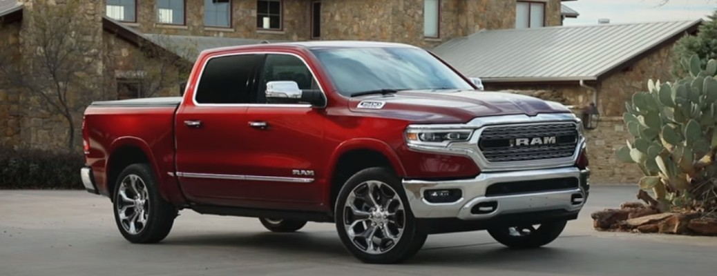 What features does the 2020 Ram 1500 Limited offer?