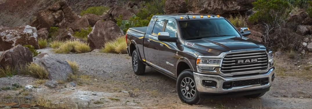 How Capable is the 2021 Ram 2500?