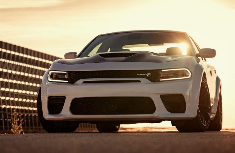 2021 Dodge Charger exterior front