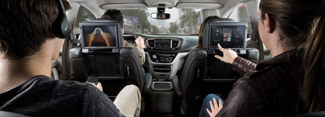 Dodge's Uconnect Infotainment System is packed with fantastic features for drivers and passengers alike.