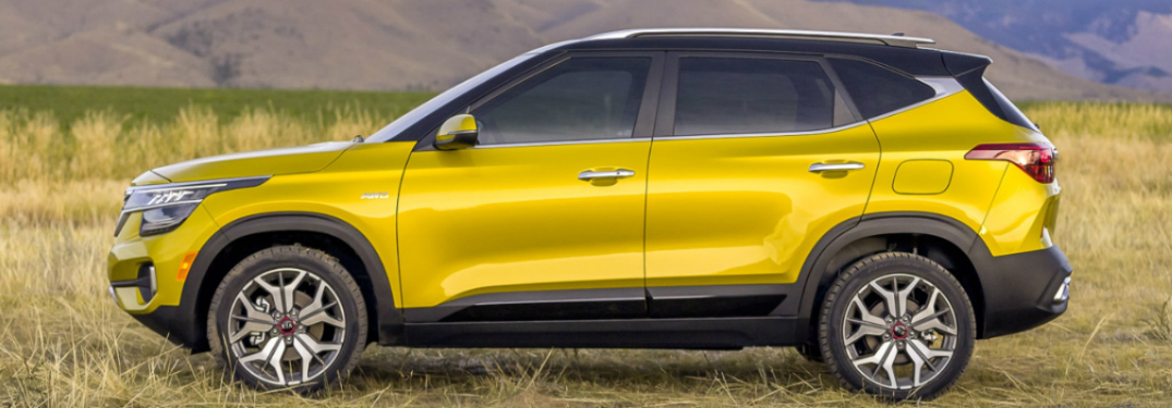 View An Exterior And Interior Walkaround Of The All New 2021 Kia