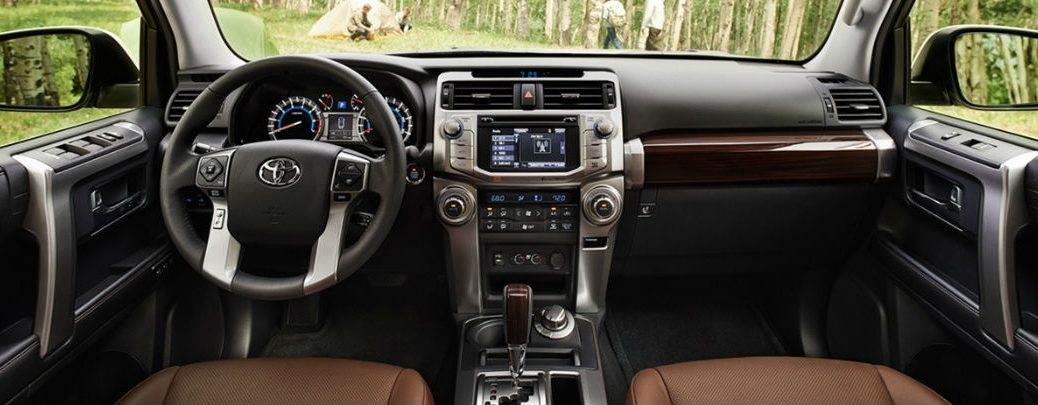 Toyota 4runner Seating >> Comfort and capability meet in the 2016 4Runner « Don ...