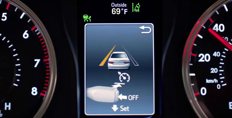 What Is Lane Departure Warning >> How It Works Toyota Lane Departure Alert Don Jacobs Toyota